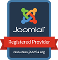 Joomla Registered Provider